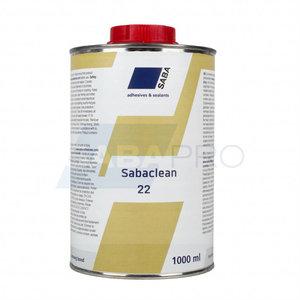 SABA Sabaclean 22 blik 1 of 5 liter