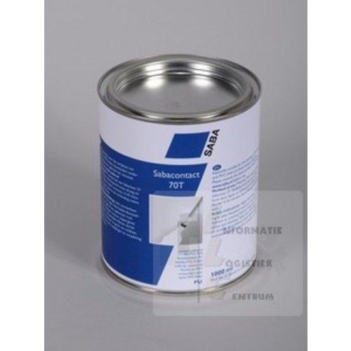 SABA Sabacontact 70T blik 250 ml / 1 liter