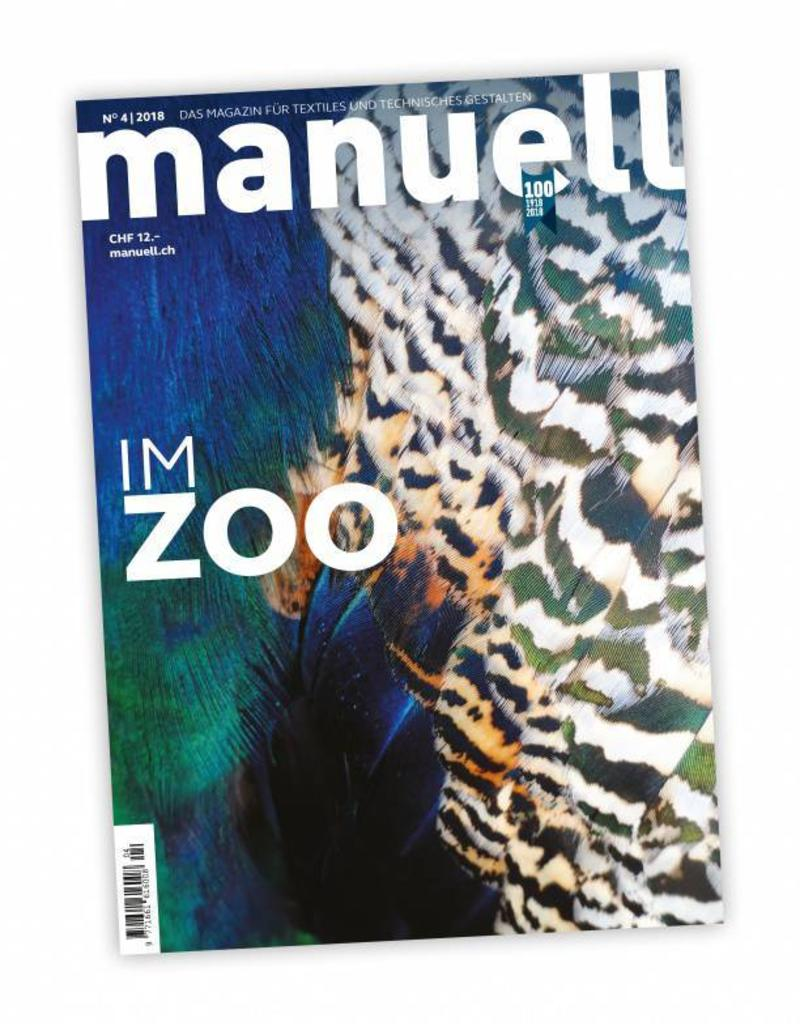 Magazin manuell Ausgabe April 2018