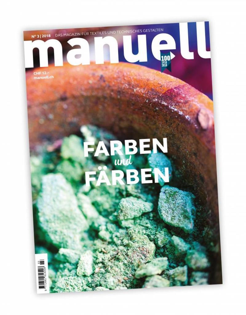 Magazin manuell Ausgabe März 2018