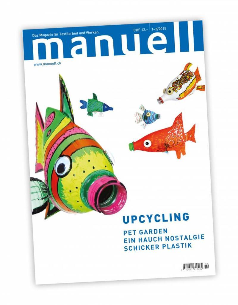 Magazin manuell Ausgabe Januar-Februar 2015