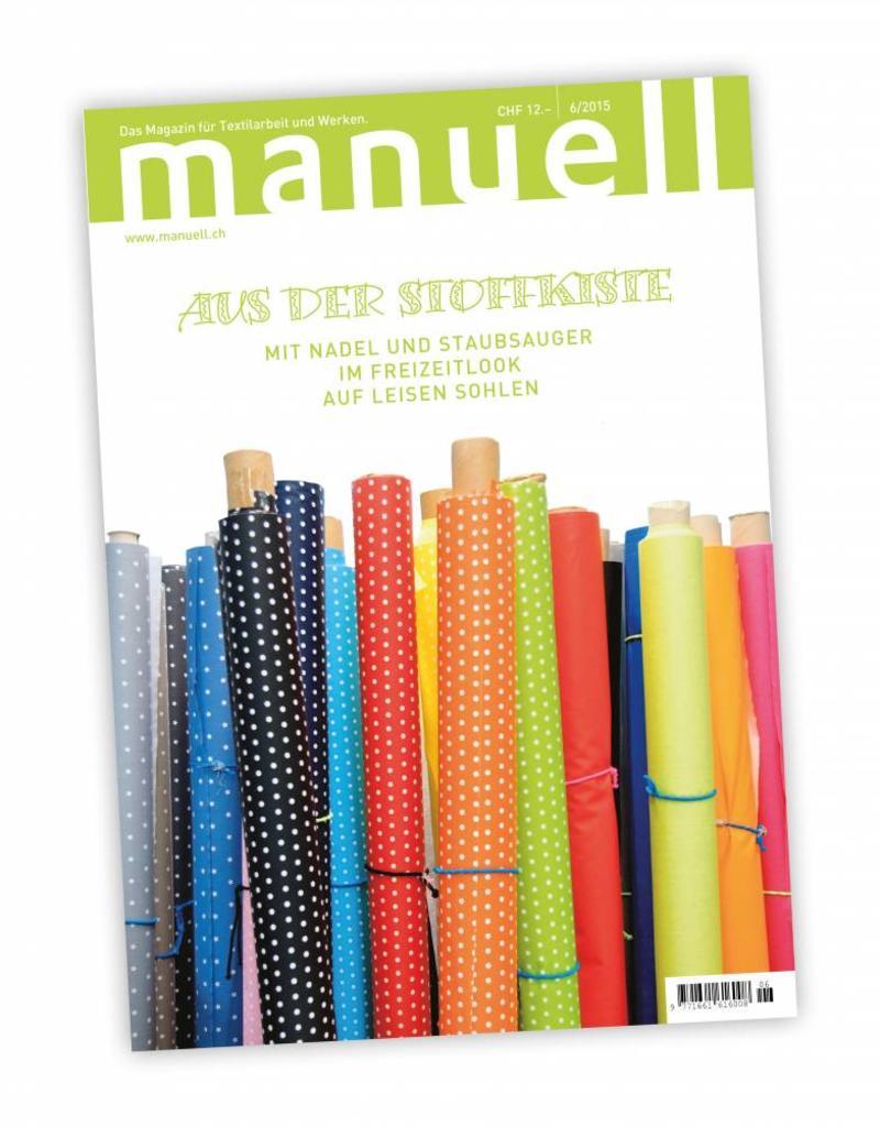 Magazin manuell Ausgabe Juni 2015