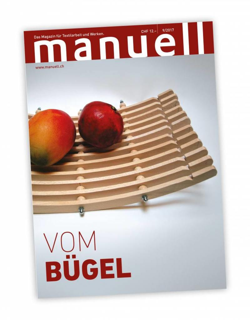 Magazin manuell Ausgabe September 2017