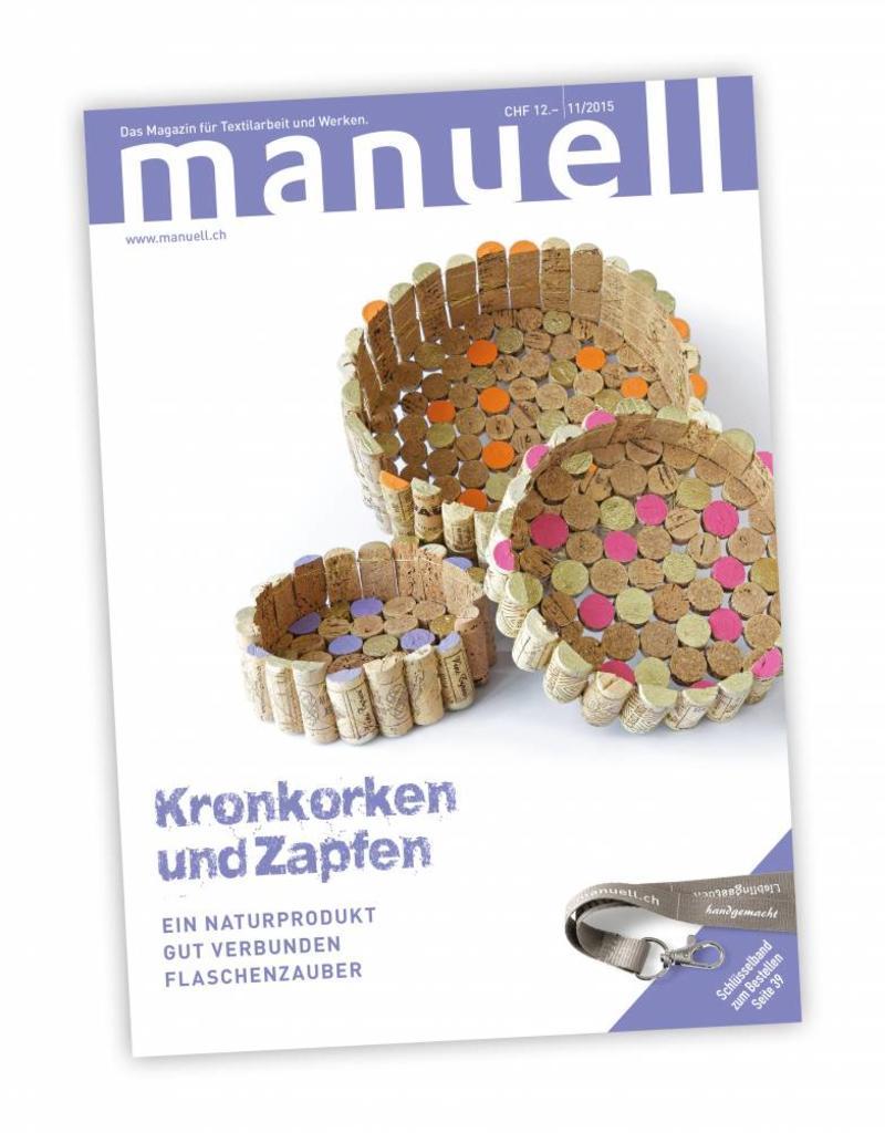 Magazin manuell Ausgabe November 2015