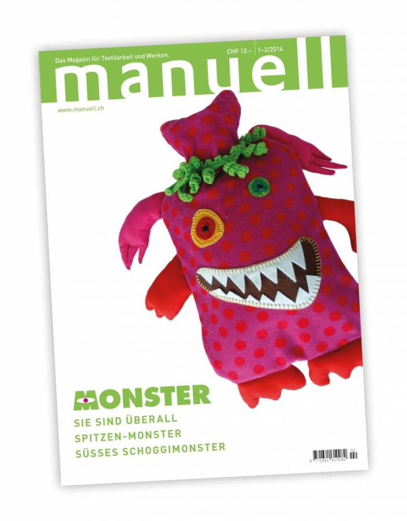 Magazin manuell Ausgabe Januar-Februar 2014 / Digitales Medium