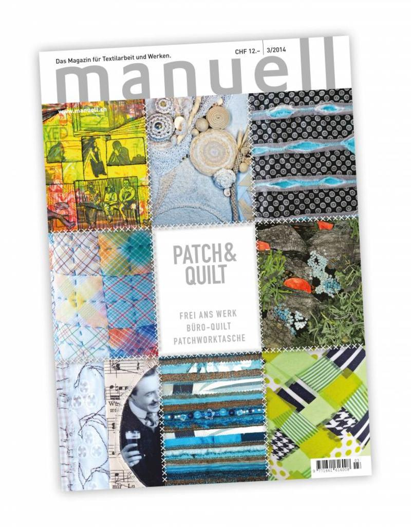Magazin manuell Ausgabe März 2014