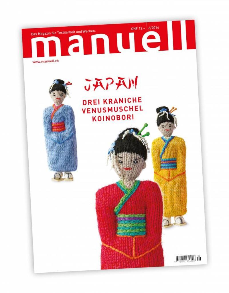 Magazin manuell Ausgabe Juni  2014