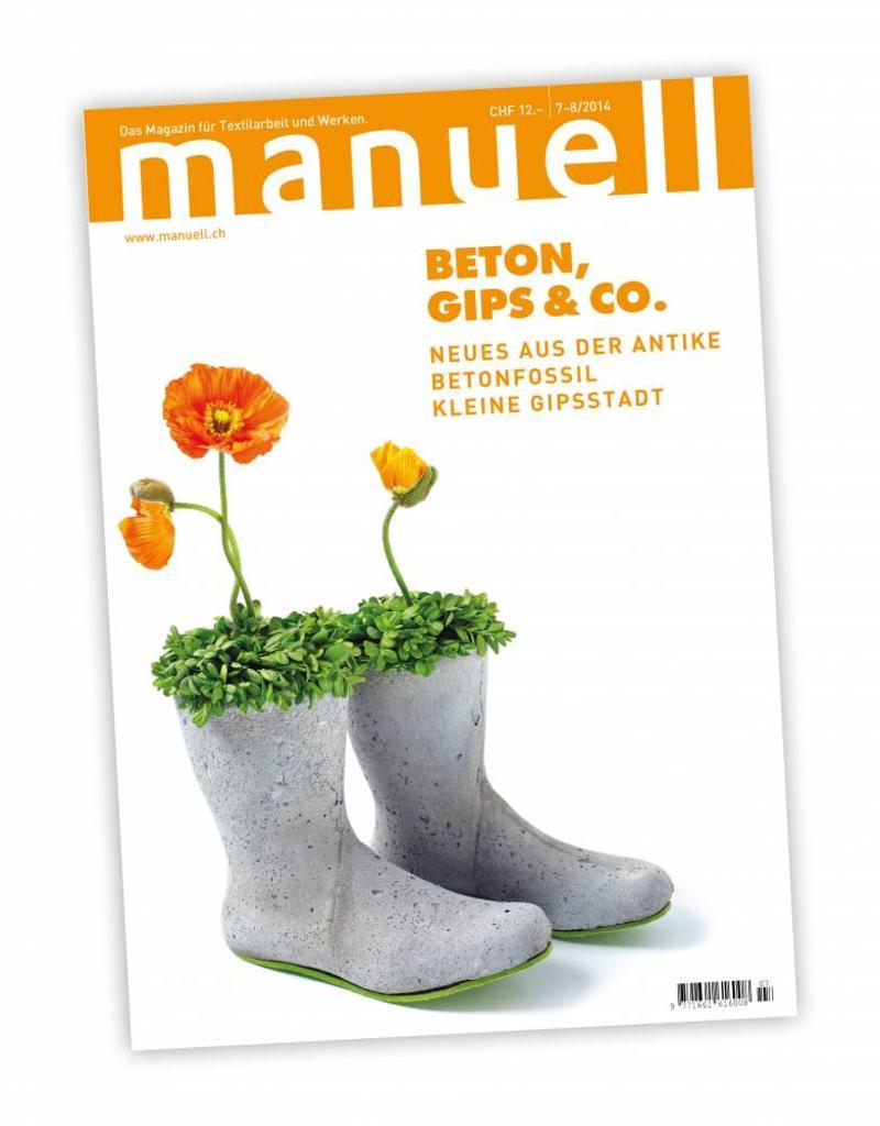 Magazin manuell Ausgabe Juli-August 2014