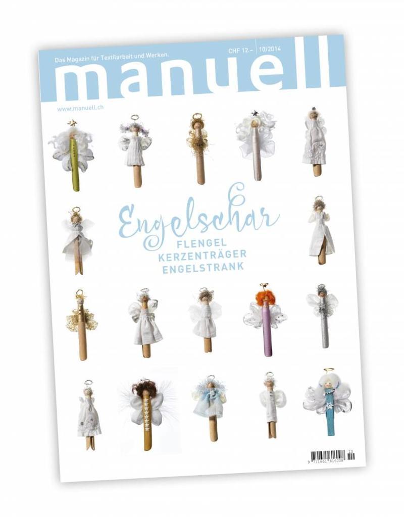 Magazin manuell Ausgabe Oktober  2014