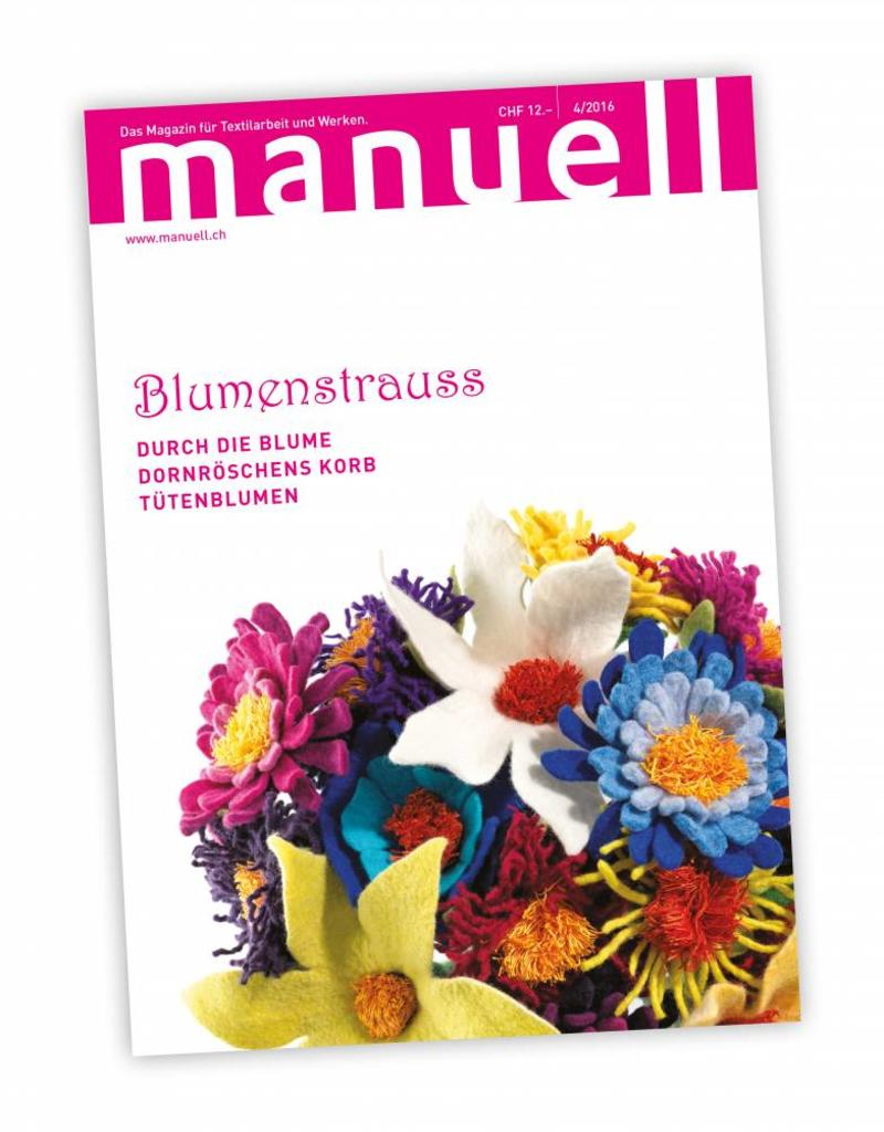 Magazin manuell Ausgabe April 2016