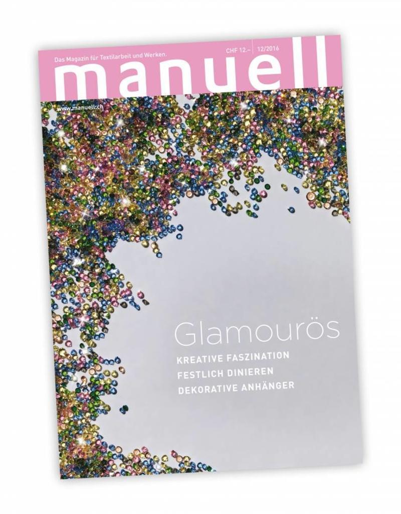 Magazin manuell Ausgabe Dezember 2016