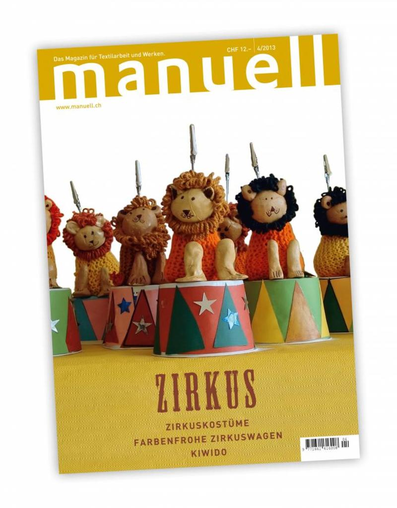Magazin manuell Ausgabe April 2013
