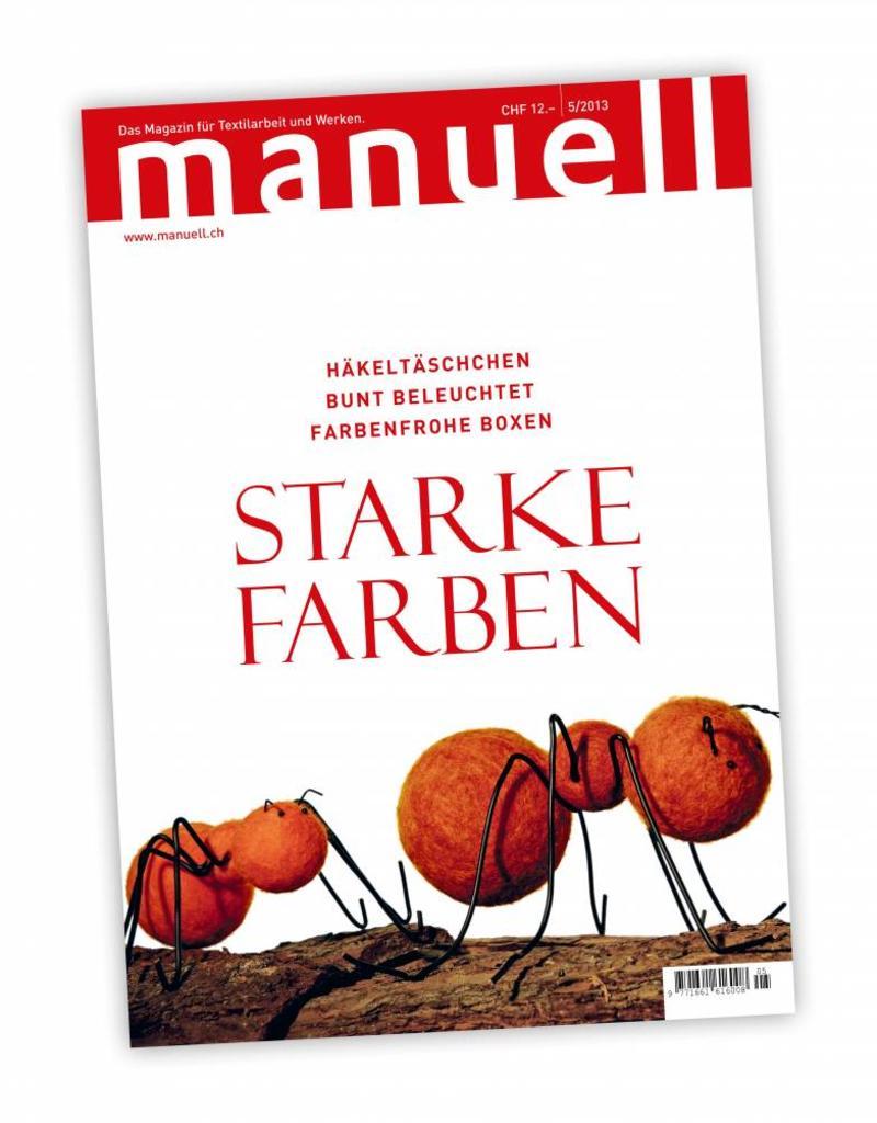 Magazin manuell Ausgabe Mai 2013