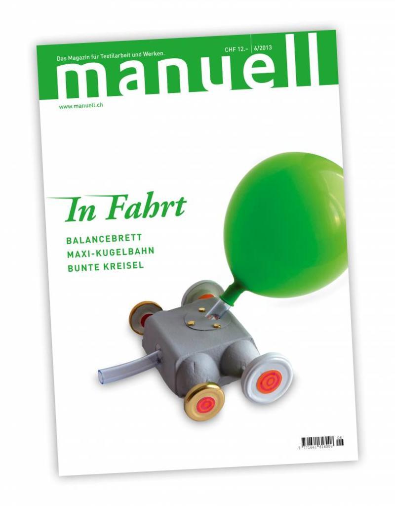 Magazin manuell Ausgabe Juni 2013