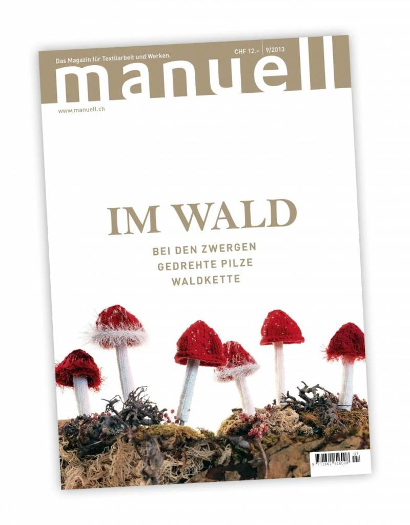 Magazin manuell Ausgabe September 2013