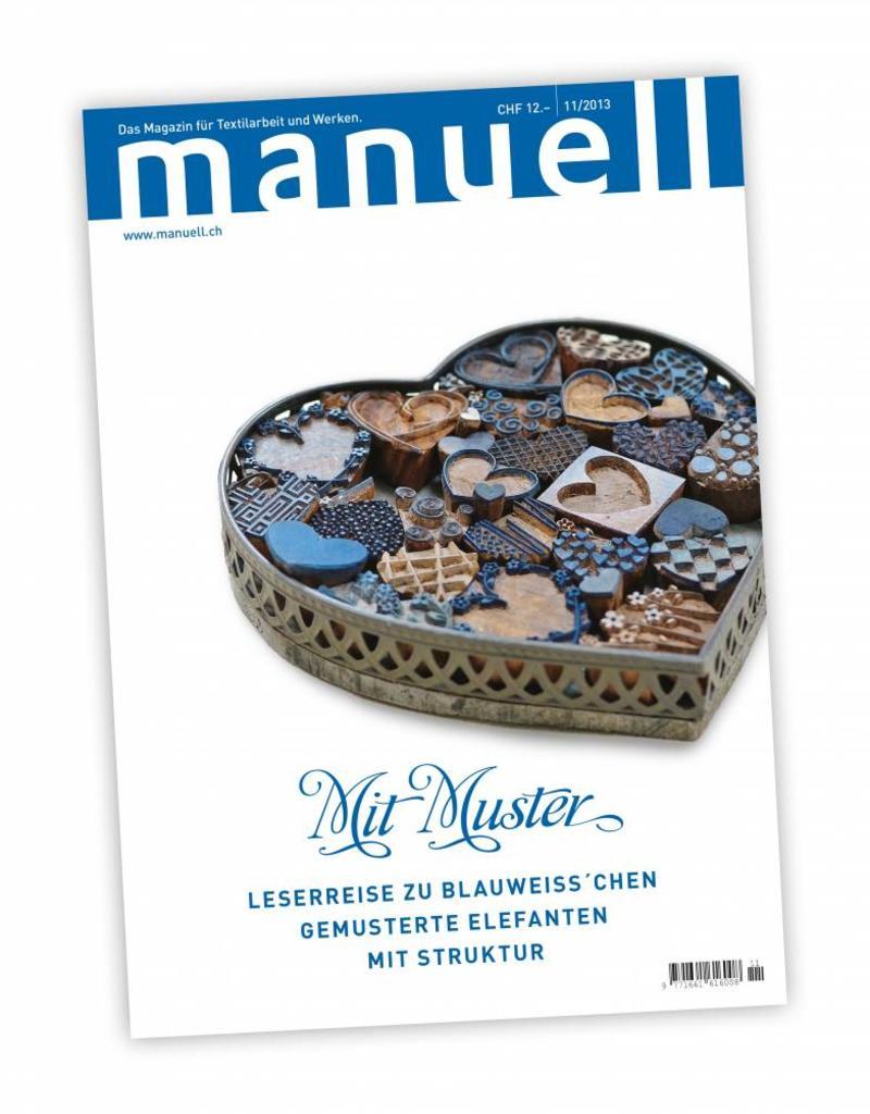 Magazin manuell Ausgabe November 2013