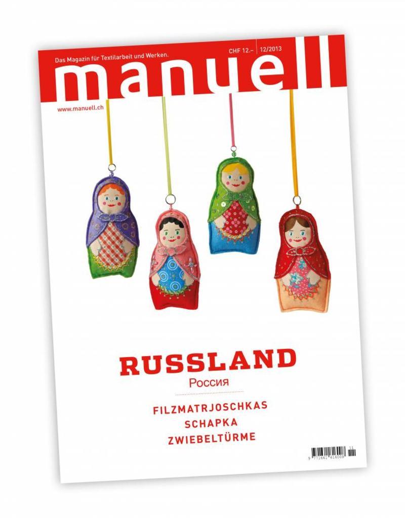 Magazin manuell Ausgabe Dezember 2013