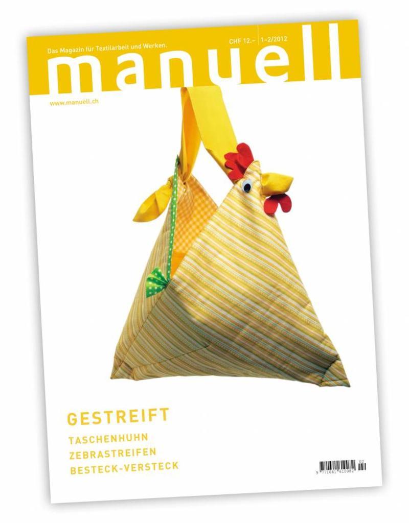 Magazin manuell Ausgabe Januar-Februar 2012