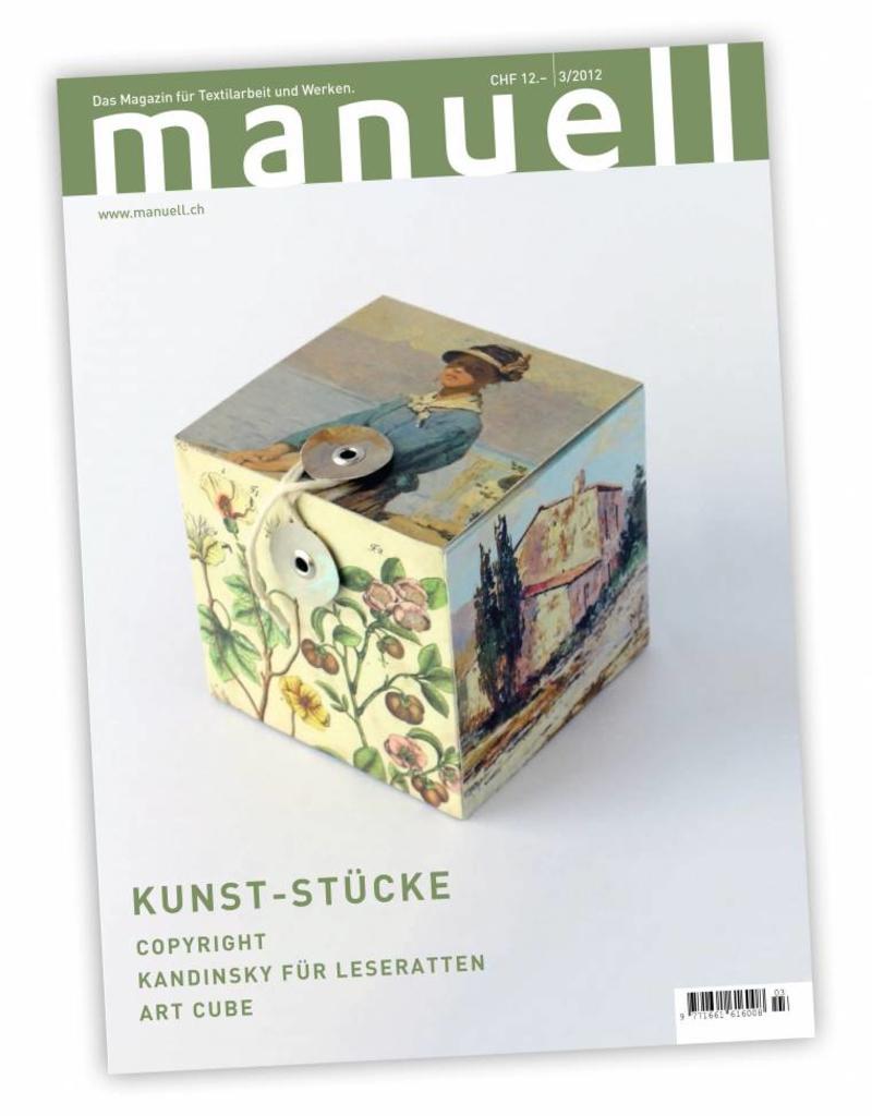 Magazin manuell Ausgabe März 2012