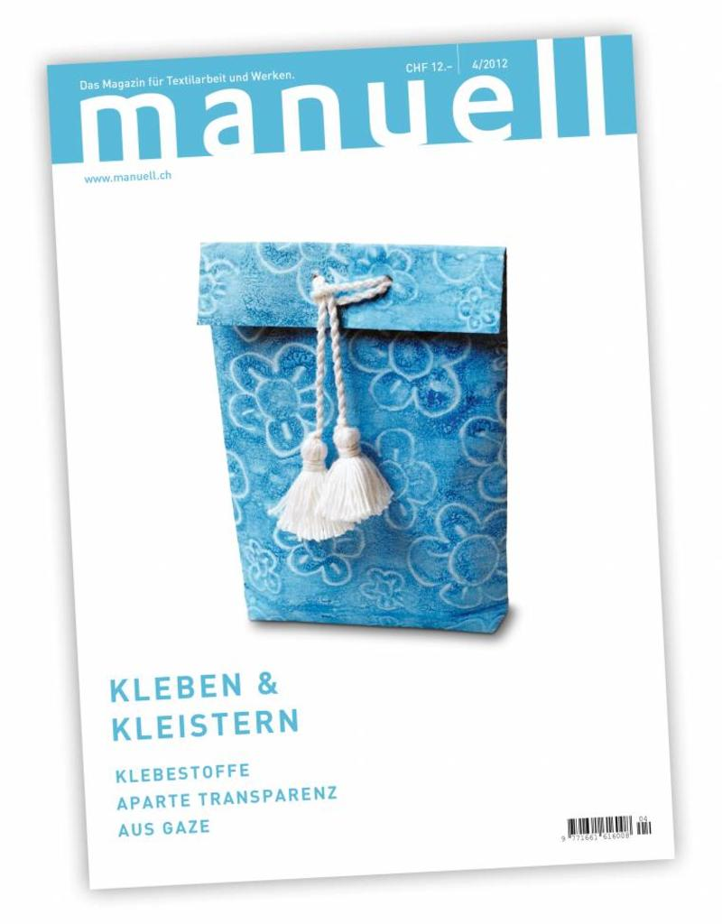 Magazin manuell Ausgabe April 2012