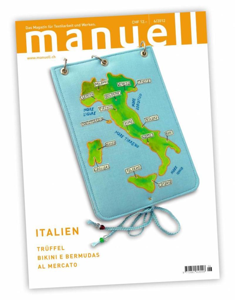 Magazin manuell Ausgabe Juni 2012