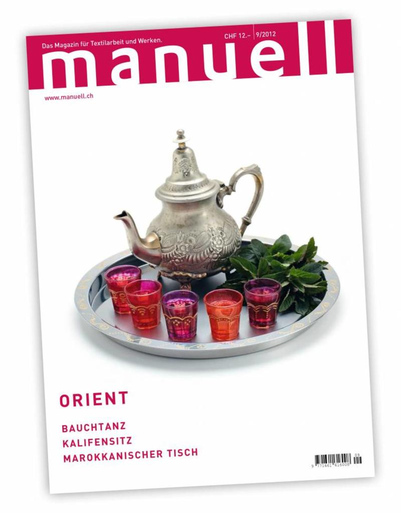 Magazin manuell Ausgabe September 2012