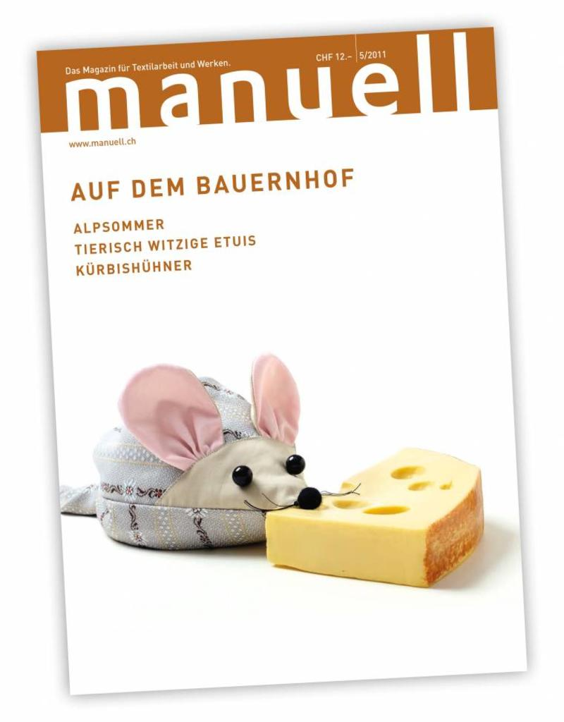 Magazin manuell Ausgabe Mai 2011 / Digitales Medium