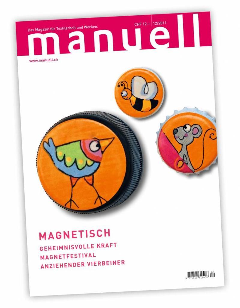 Magazin manuell Ausgabe Dezember 2011