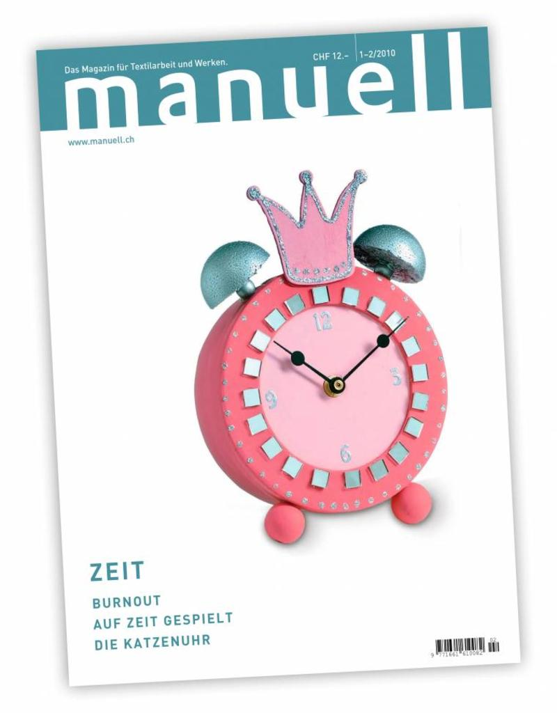 Magazin manuell Ausgabe Januar-Februar 2010 / Digitales Medium