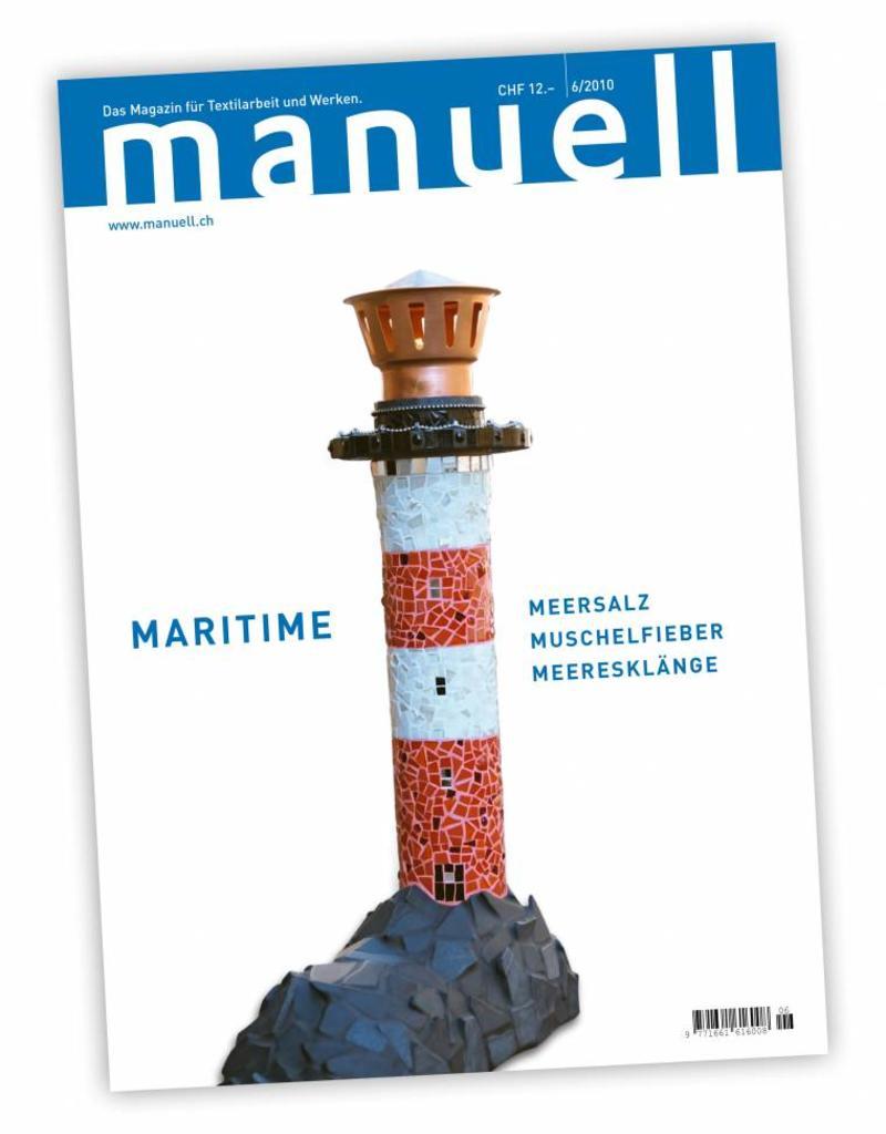 Magazin manuell Ausgabe Juni 2010