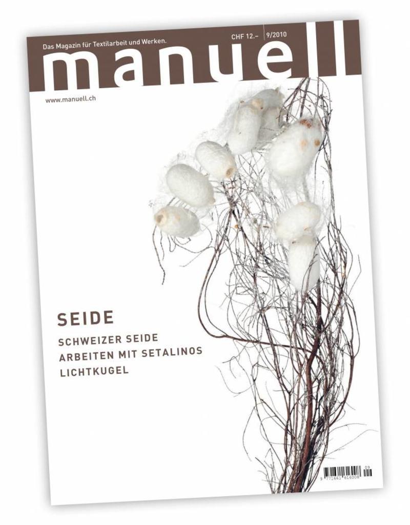 Magazin manuell Ausgabe September 2010