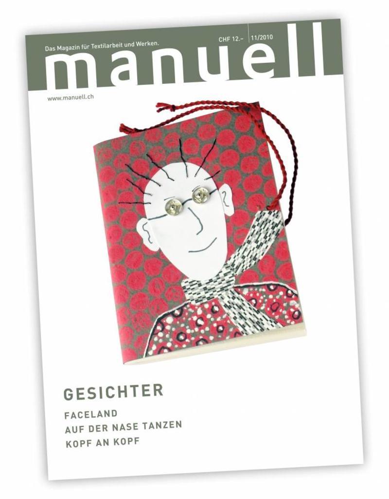 Magazin manuell Ausgabe November 2010