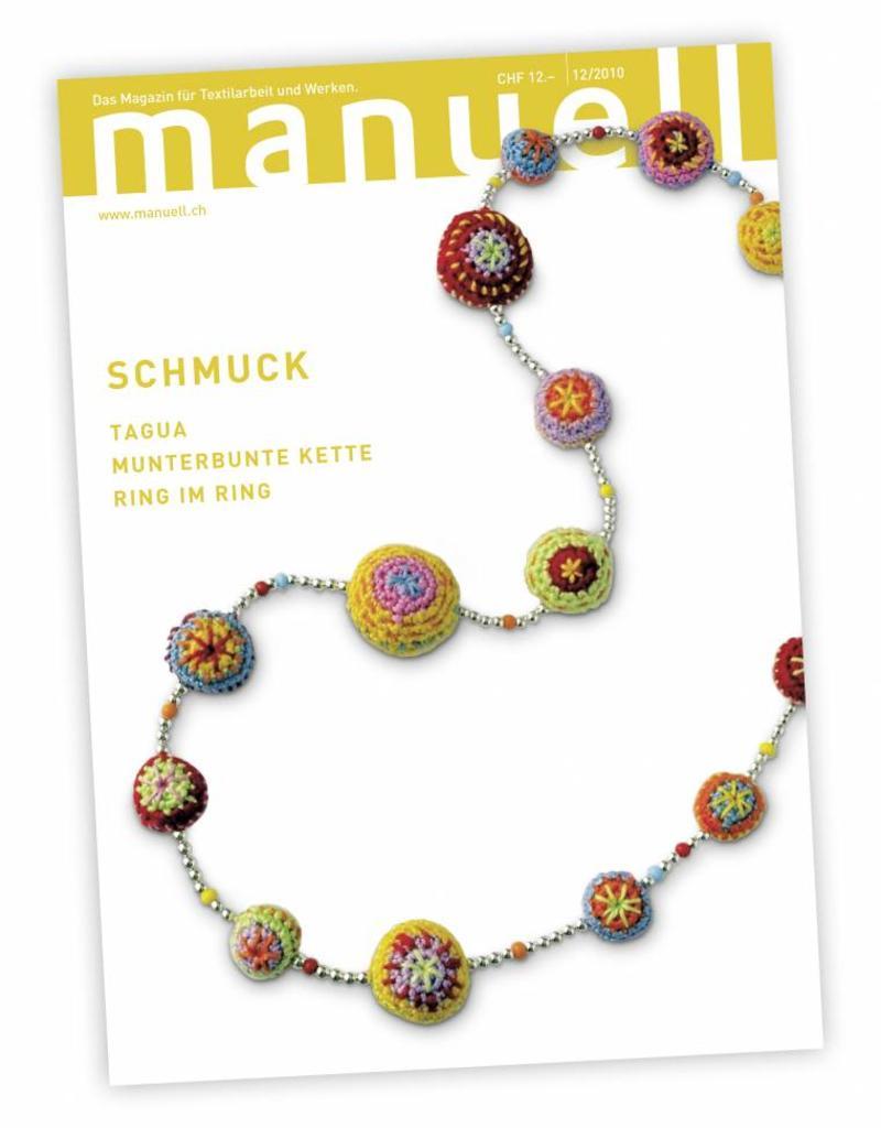 Magazin manuell Ausgabe Dezember 2010