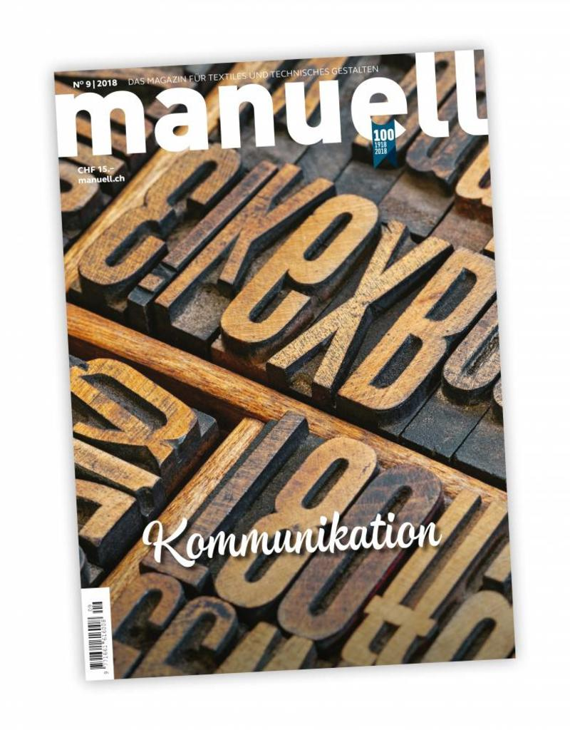 Magazin manuell Ausgabe September 2018