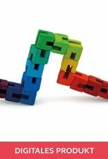 manuell Unterrichtsmaterial Würfelreihe / Zyklus 3/als digitales Produkt