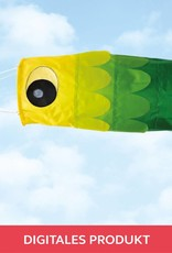 manuell Unterrichtsmaterial Windsack / Zyklus 2/als digitales Produkt