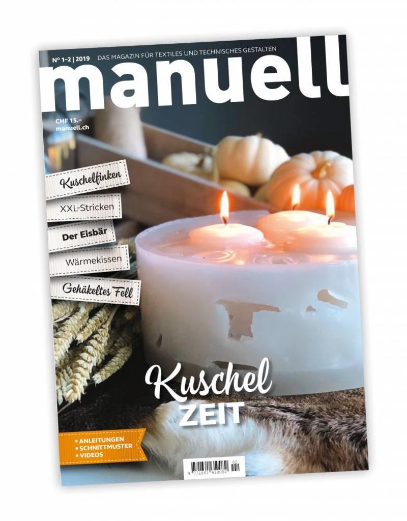 Magazin manuell Ausgabe Januar-Februar 2019