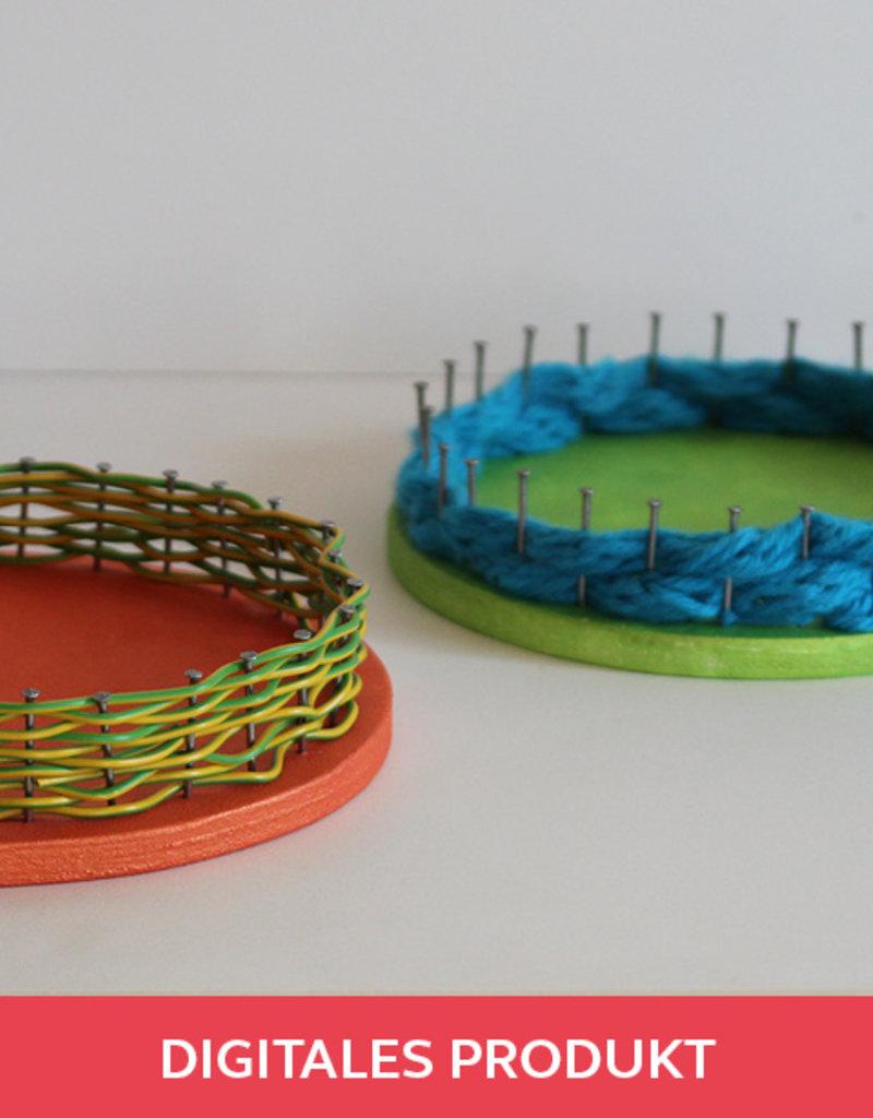manuell Unterrichtsmaterial Genagelt und Geflochten / Zyklus 1 /als digitales Produkt