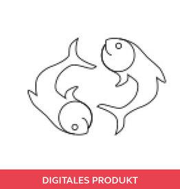 2019 Anleitung: Spannplan Fisch
