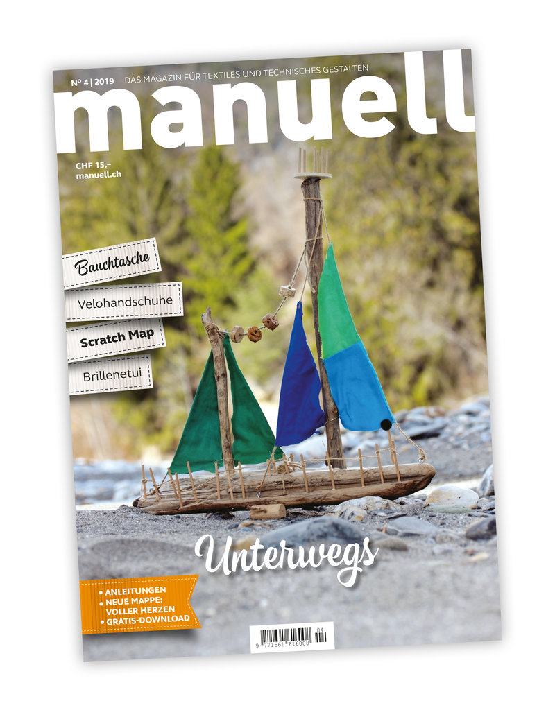 Magazin manuell Ausgabe April 2019