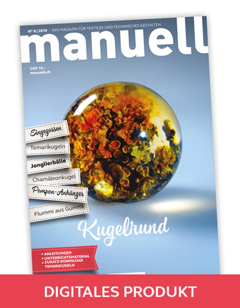 Magazin manuell Ausgabe Juni 2019 - als PDF