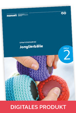 manuell Unterrichtsmaterial Jonglierbälle / Zyklus 2 /als digitales Produkt