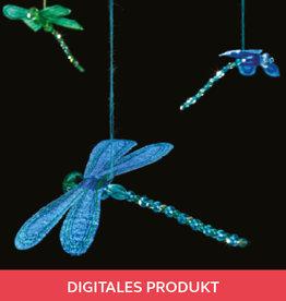 2019 Anleitung: Funkelnde Libellen