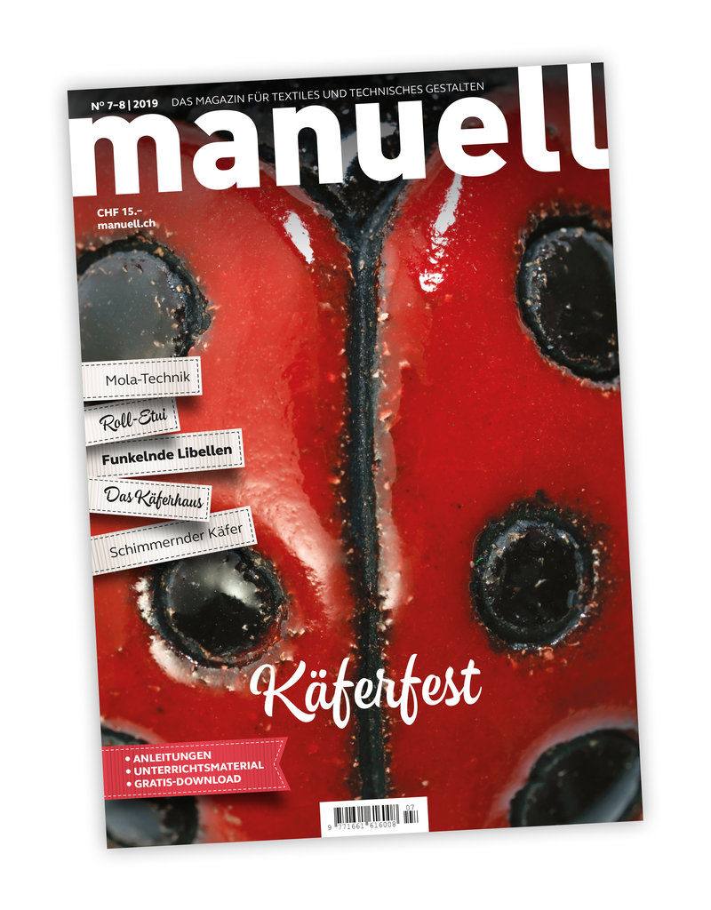 Magazin manuell Ausgabe Juli-August 2019