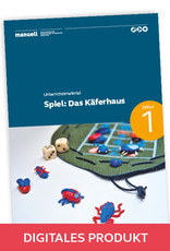 manuell Unterrichtsmaterial Käferhaus / Zyklus 1/als digitales Produkt