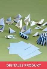 2019 Ausgabe 9 3D-Origami Anleitung