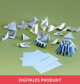2019 Anleitung: 3D-Origami