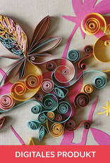 2019 Ausgabe 9 Quilling mal anders Anleitung