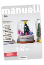 Magazin manuell Ausgabe November 2019