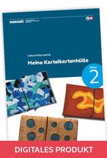 manuell Unterrichtsmaterial Karteikartenhülle / Zyklus 2/als digitales Produkt
